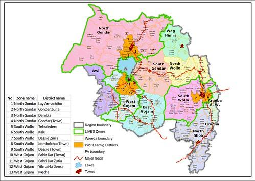 Amhara Administrative