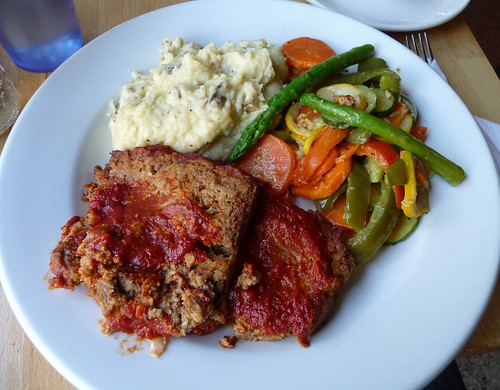 Caplansky's - the meatloaf