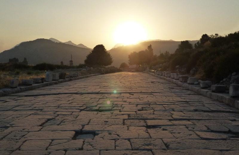 Turquie - jour 16 - Cités lyciennes - 119 - Patara et Xanthos