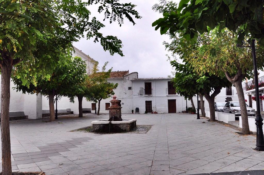 Quảng trường trong làng