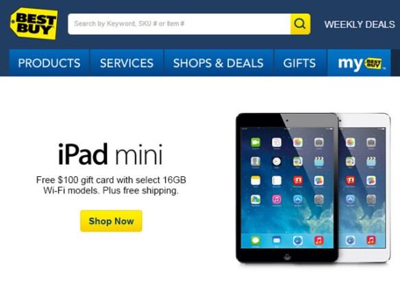 BESTBUY-ipad-mini-16gb-100-deal