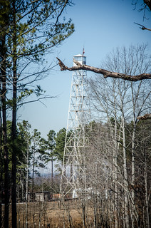 Misplaced Fire Tower