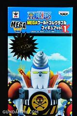 Banpresto One Piece WCF Mega Franky Shogun Review (4)