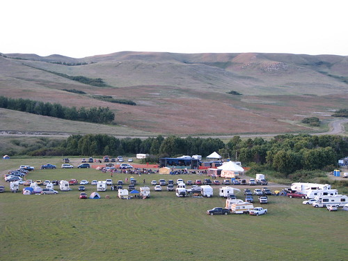Wood Mountain Folk Festival