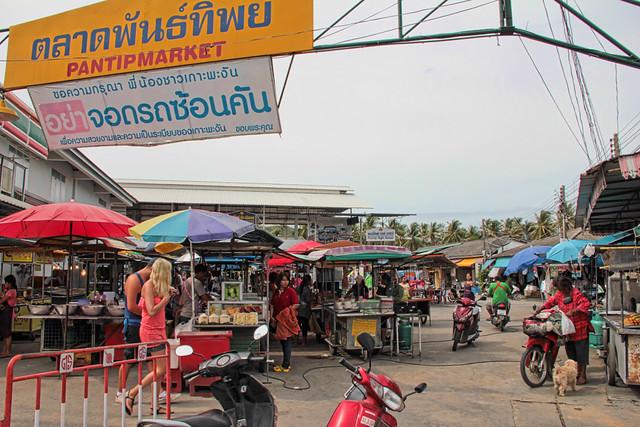 Pantip Market, Tong Sala, Ko Phangan