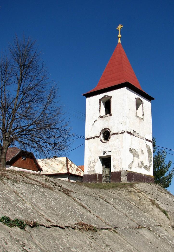 Zvonica v S. Kľačanoch