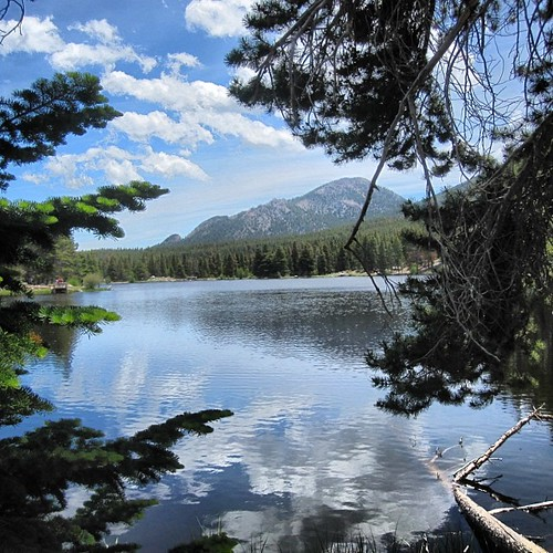 Bear Lake #colorado #rockymountains by @MySoDotCom