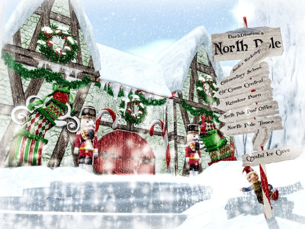 Friday Find: The North Pole