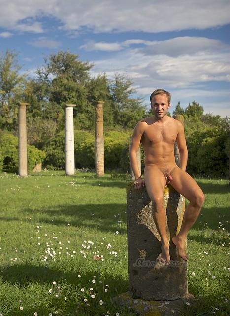 naturist 0001 Ostia Antica, Rome, Italy