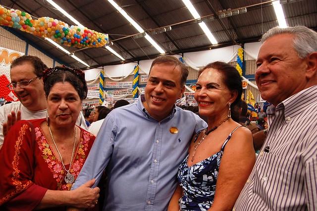Lançamento da Pré-Candidatura de Pimenta da Veiga ao Governo de Minas....