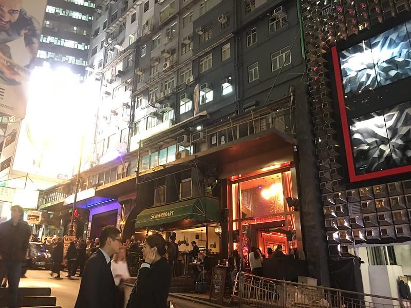 20170227 香港 蘭桂坊