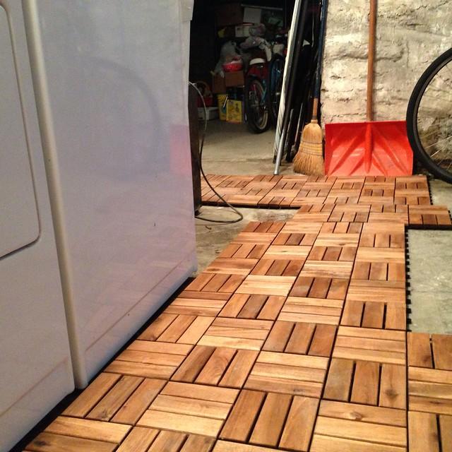 Basement Floor, Southward