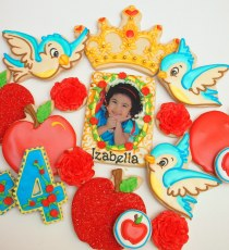 Snow White party for Izabella