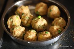 mixed veg paratha