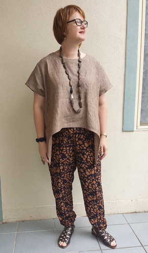 Simple Tunic and Style Arc Lola pants