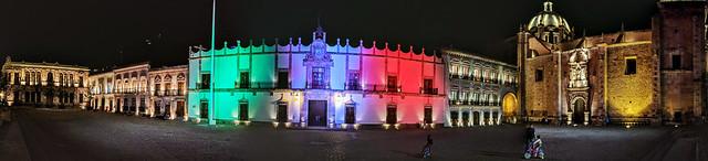 Plaza de Armas, Zacatecas