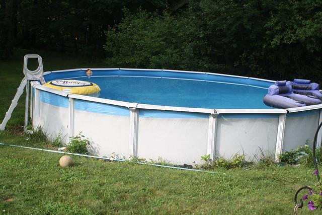 pool restored
