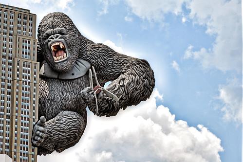 King Kong by shad_kingston