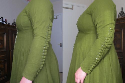 Lengberg Castle brassiere - comparison side