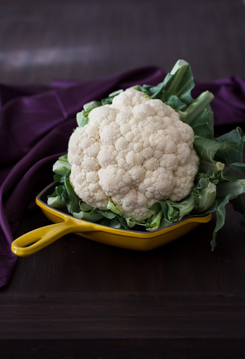 Roasted Cauliflower 1