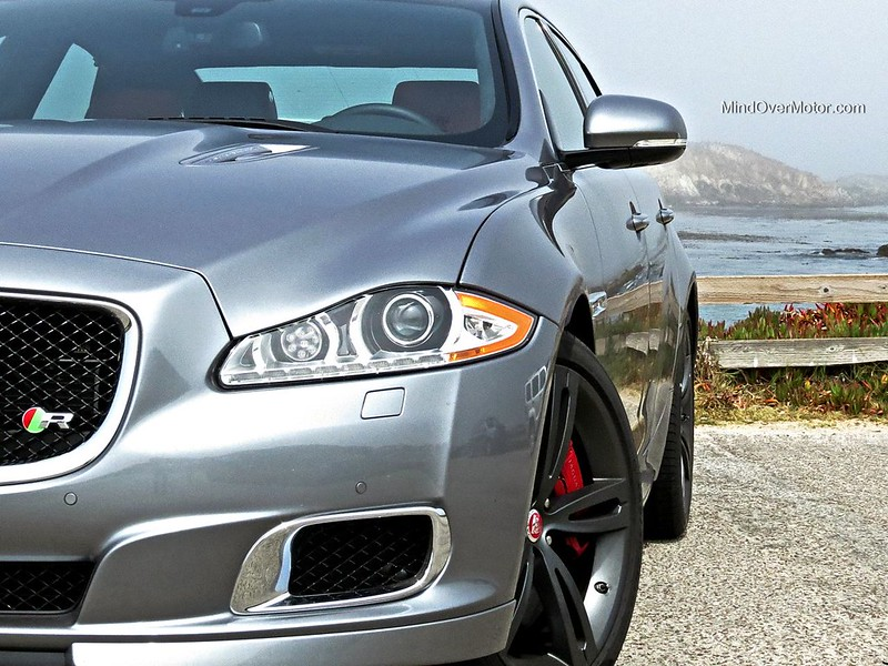 Jaguar XJR Sedan
