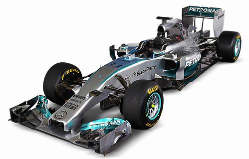 F1 2014 Mercedes AMG F1 W05 saltez salvador altez palomino (2) by saltez
