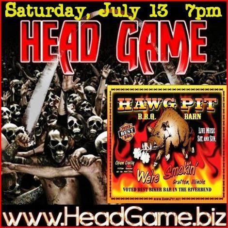 Head Game 7-13-13