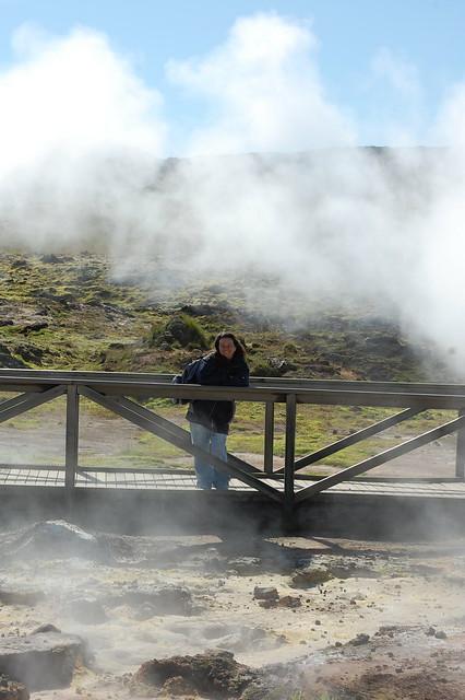 Gunnuhver Hot Springs