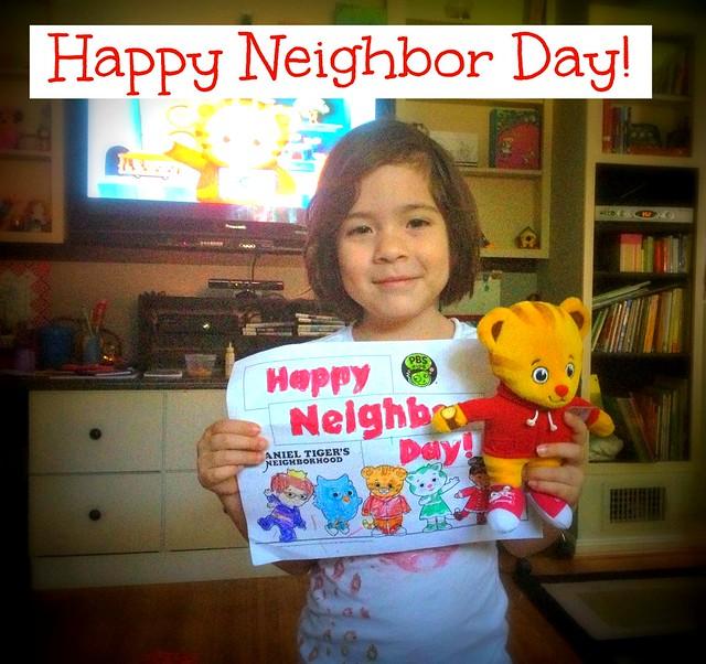 Happy Neighbor Day! #PBSKIDS