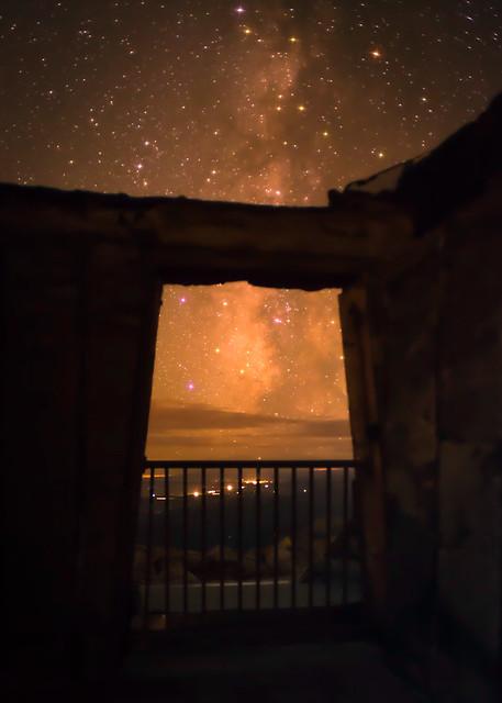 Window On The Milky Way