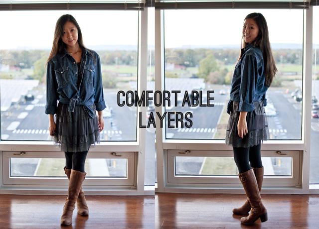 Comfortable Layers