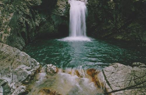 Ικαρία, καθαρό ποτάμι