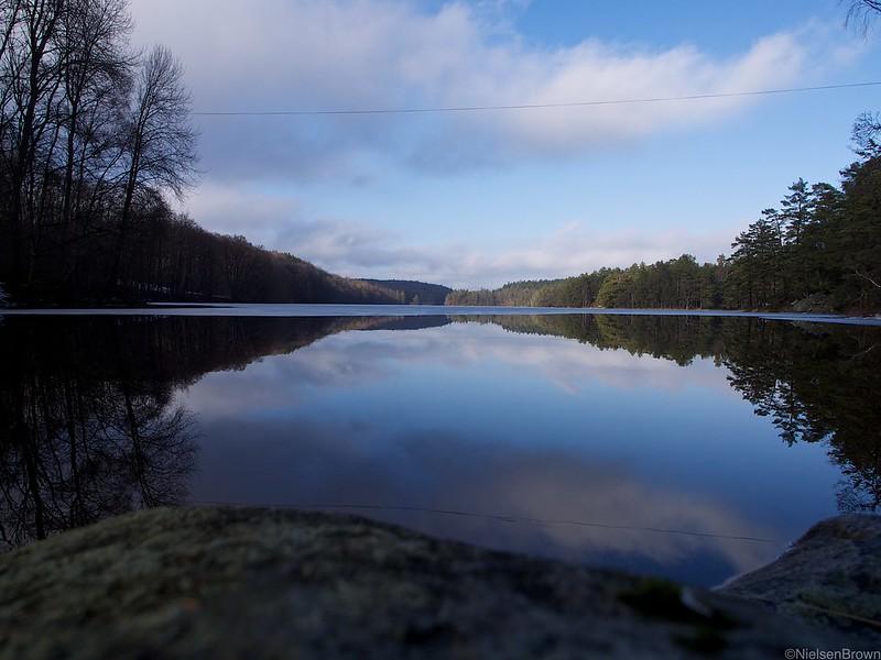 Calm waters Raslängen