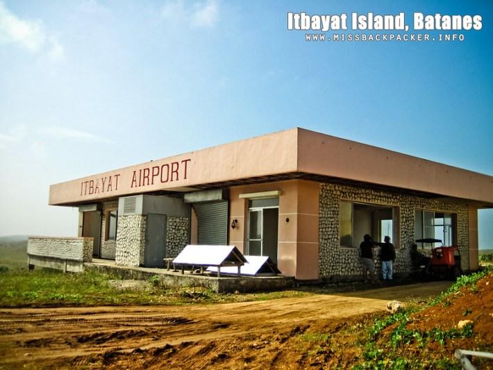 Itbayat Airport