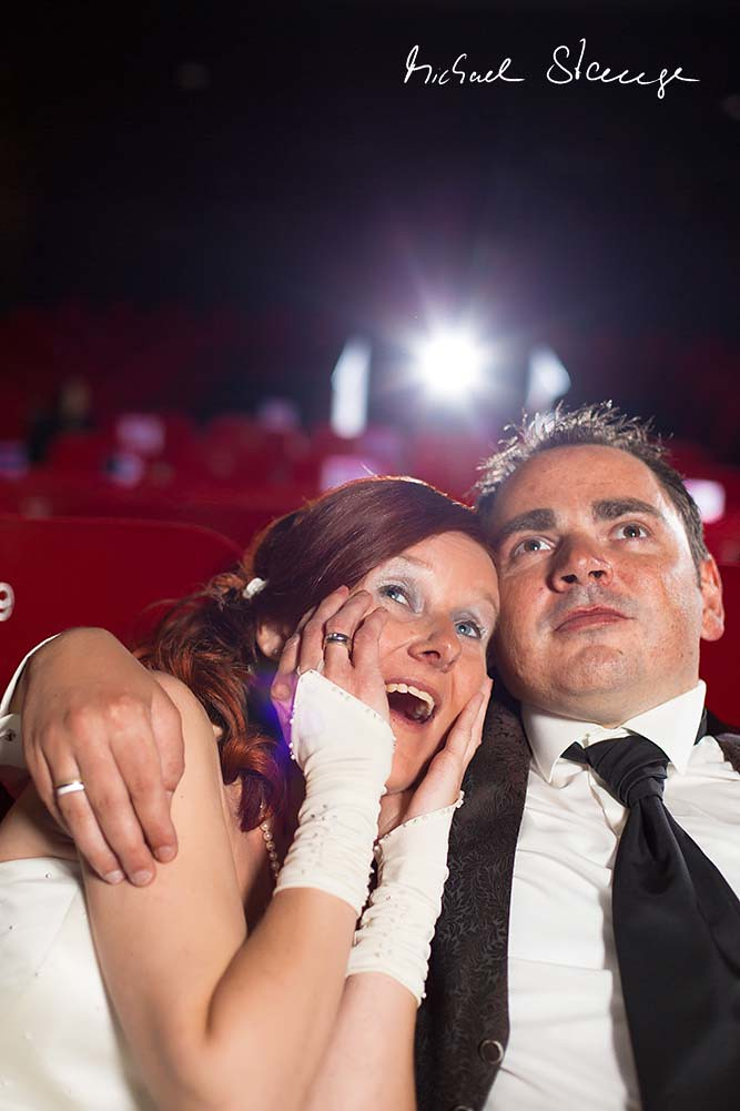 Hochzeitsbilder im DersaKino in Damme  Michael Stange