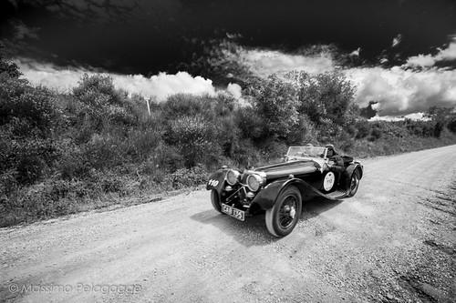 Mille miglia 2013 by Massimo Pelagagge