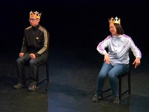2012 - King and Queen of This Chair