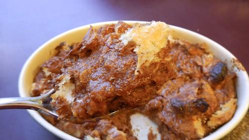Bourbon Caramel Pudding 22