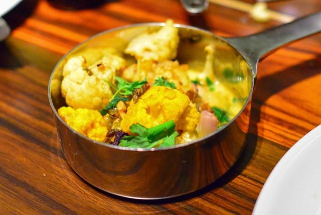 Wood-Roasted Cauliflower