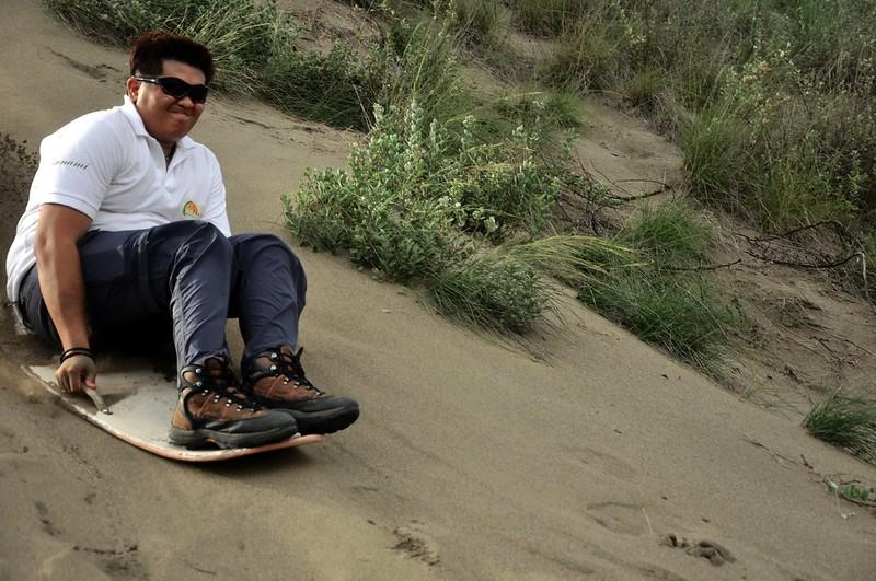 Heavy Duty Sandboard