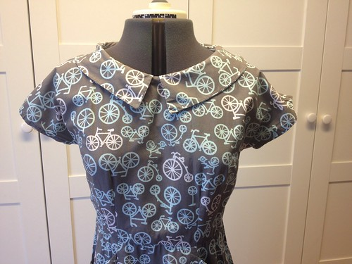 bicycle Simplicity 1577 bodice