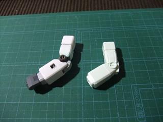 RGM-79LV ジムナイトシーカー2を作る #08 004