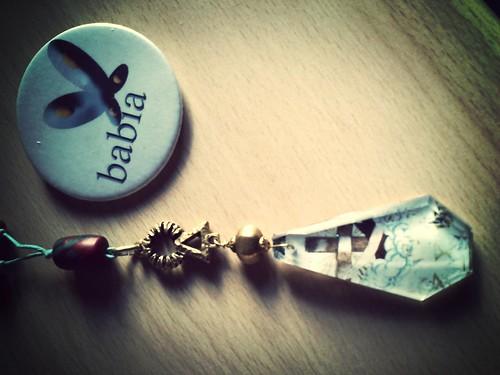 mi medallón del Pilar by alialba