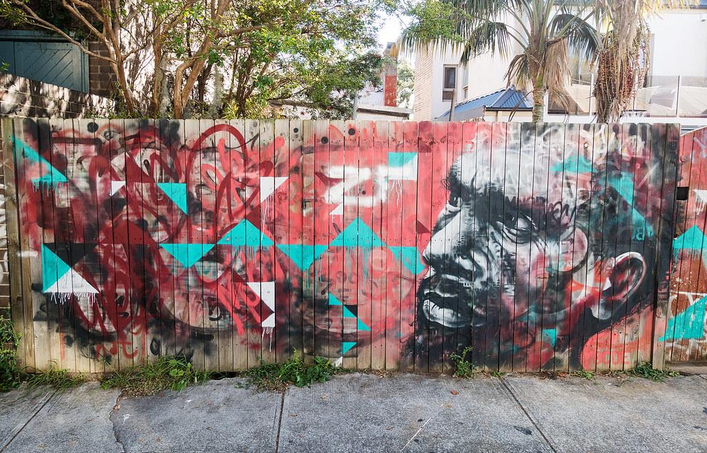 Sydney Street Art 12