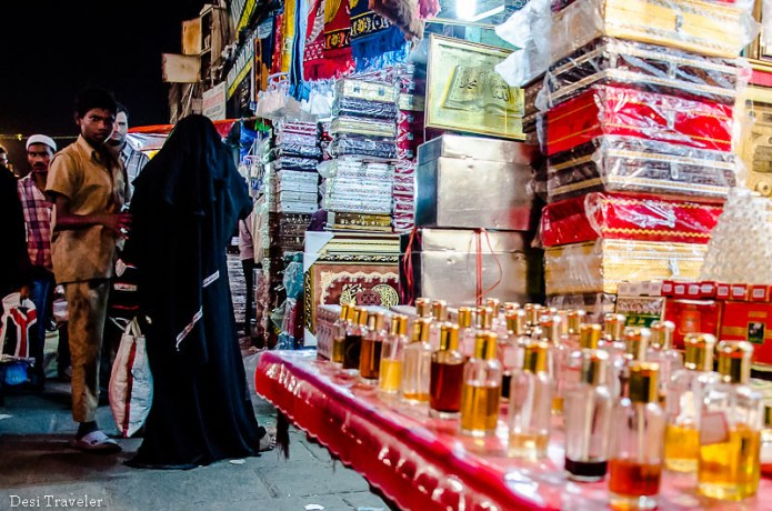 Attar or Perfume bottles