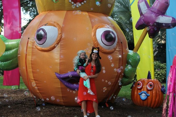 SeaWorld Orlando features frightfree fun for the little