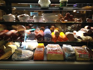 Deli Case at Bavarian Pretzel Factory