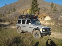 Two rooftop tents on a Suburban? - Expedition Portal