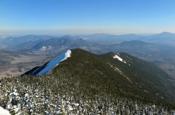 Mt Carrigain Summit View Signal Ridge Awesome