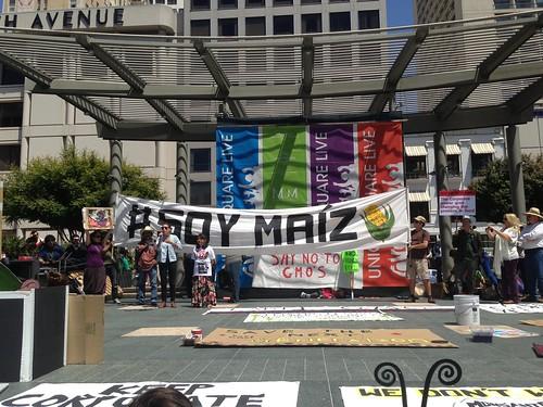 #SoyMaiz #YoSoy132  #NoAMonsanto #MarchAgainstMonsanto i#Monsanto #GMO #MAM25 #MAM #m25 #noGMO